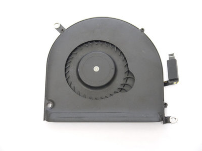 Linker ventilator fan MacBook Pro Retina 15-inch A1398 jaar mid 2012 t/m early 2013