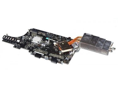 Logic Board 820-2507-A Apple iMac 27-inch A1312 met CPU model 2009