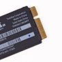 480GB SSD schijf voorgeïnstalleerd met MacOS voor MacBook Air 2012